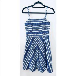 Vineyard Vines🐳 Rope Pattern Dress